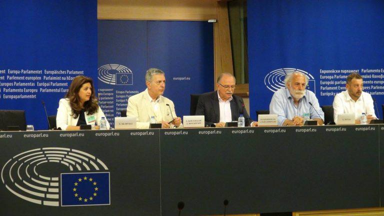 Η Ελληνική Γαστρονομία στο Ευρωπαϊκό Κοινοβούλιο - 2018 - Greek Gastronomy Guide