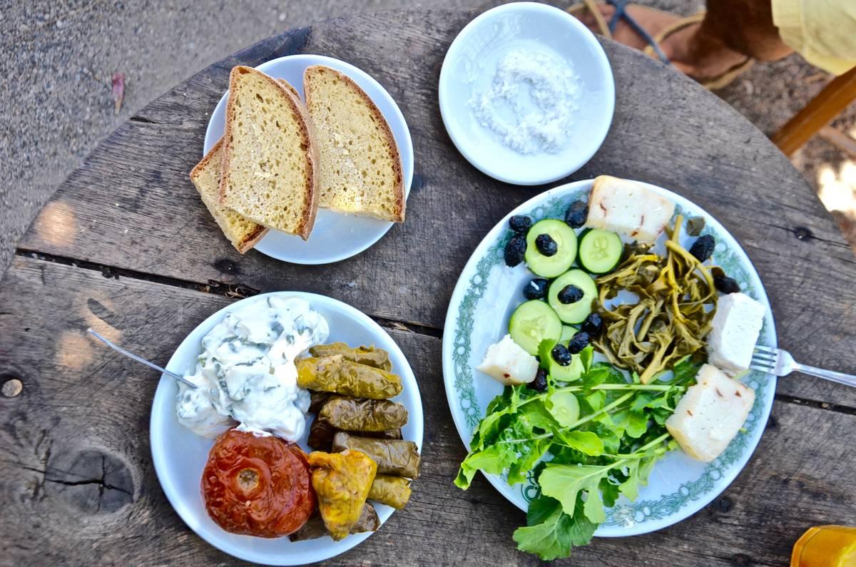 Μεζέδες της Ρόδου - Ρόδος - Greek Gastronomy Guide