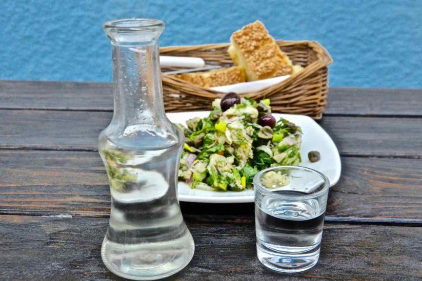 Σούμα & Σαλατούρι - Πάρος, Κυκλάδες - Greek Gastronomy Guide