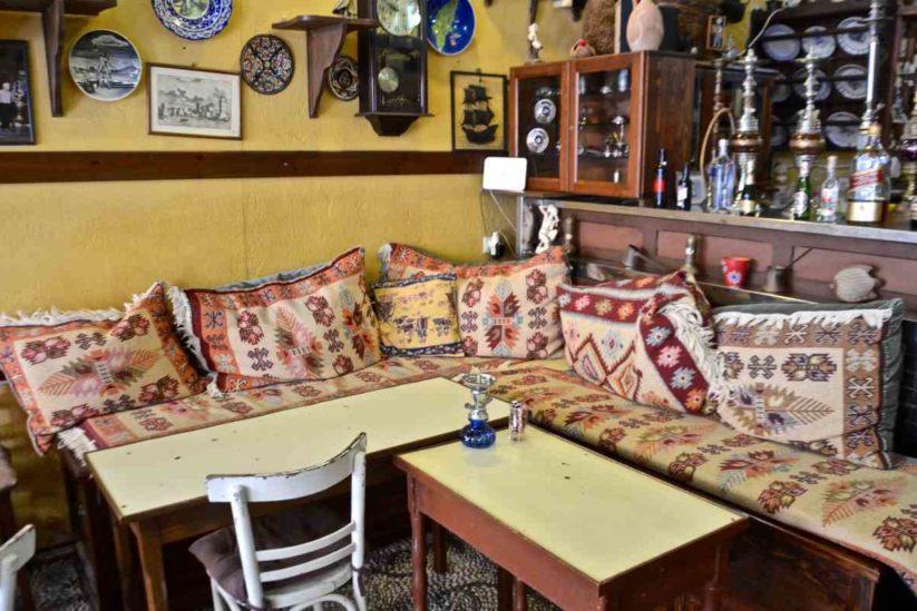 Τούρκικο Καφενείο - Μεσαιωνική Πόλη, Ρόδος - Greek Gastronomy Guide