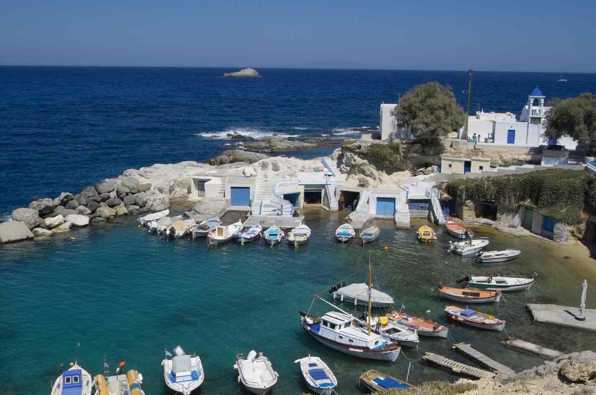 Αιγαίο - Ουζομεζέδες - Greek Gastronomy Guide