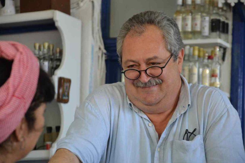 Εστιατόριο Μαυρίκος - Λίνδος, Ρόδος - Greek Gastronomy Guide