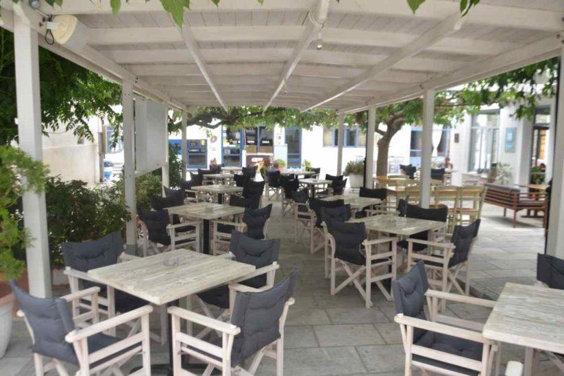 Sea Satin Nino (Γιγίνης) - Κόρθι, Άνδρος - Greek Gastronomy Guide