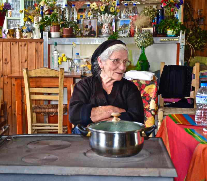 - Greek Gastronomy Guide