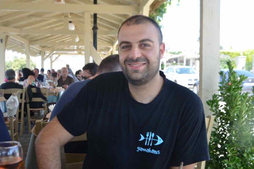 Ψαροταβέρνα Γιαννάκαρος - Κότσινας, Λήμνος - Greek Gastronomy Guide