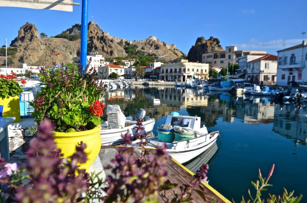 Oδοιπορικό στη Λήμνο - Lemnos Philema 2018 - Greek Gastronomy Guide