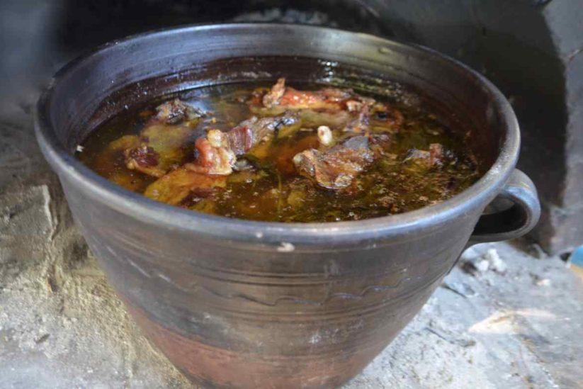 Μαστέλο Σίφνου - Παραδοσιακό πιάτο της Λαμπρής - Greek Gastronomy Guide