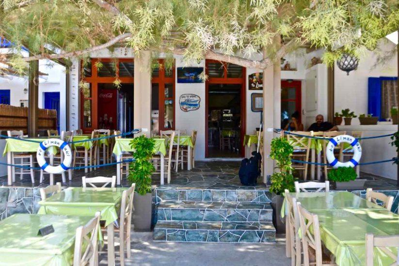 Ψαροταβέρνα το Λιμανάκι - Φάρος, Σίφνος - Greek Gastronomy Guide