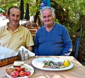 Ταβέρνα Πηγές - Πλανητέρο Αχαΐας - Greek Gastronomy Guide