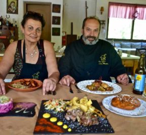 Το Σπίτι της Μαριώς - Καλάβρυτα, Αχαΐα - Greek Gastronomy Guide