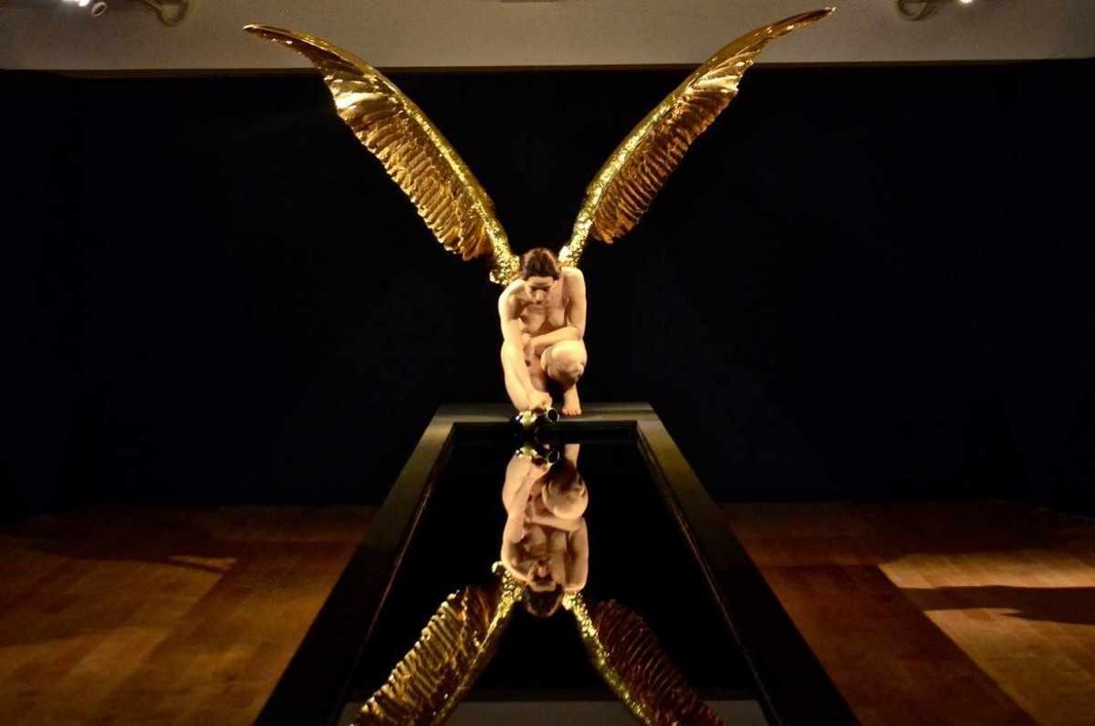Η Αγγελιοφόρος στο Μουσείο Μπενάκη