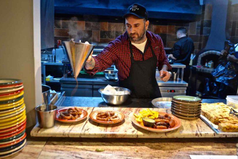 Εδεσματοπωλείο Λυκονέρι - Παλλήνη-Κάντζα - Greek Gastronomy Guide