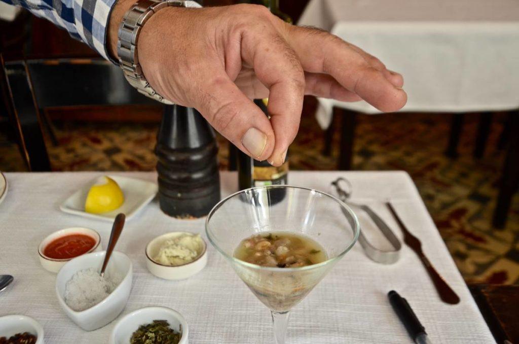 Ταβέρνα της Μαριγούλας στον Πολύγυρο - Χαλκιδική - Greek Gastronomy Guide