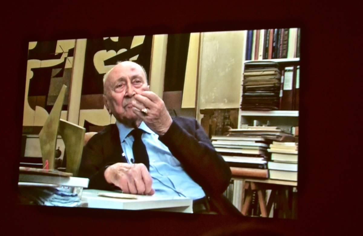 Γιάννης Μόραλης στο Μουσείο Μπενάκη