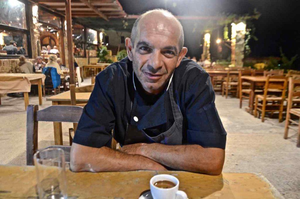 Ταβέρνα Απόμερο - Κάμπος, Χίος - Greek Gastronomy Guide