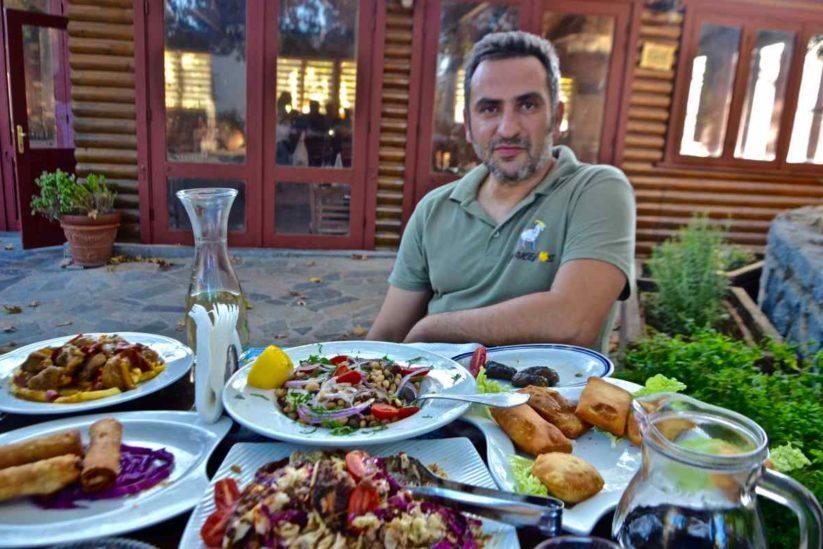 Ταβέρνα Μάκελος - Πιτυός, Χίος - Greek Gastronomy Guide