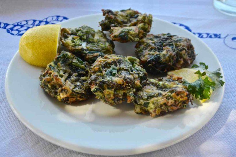 Μαραθροκεφτέδες Χίου - Ταβέρνα Αστέρι - Αυγώνυμα, Χίος - Greek Gastronomy Guide