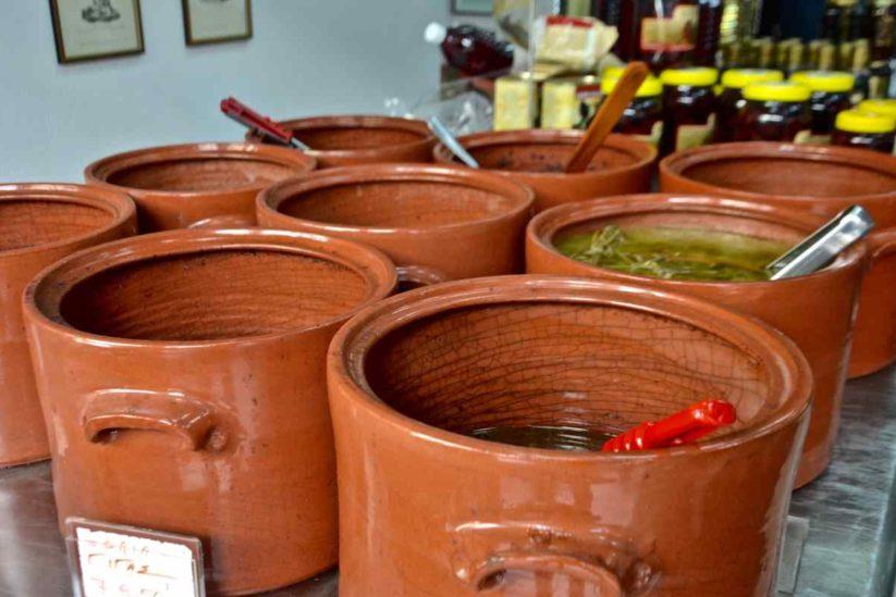 Αλλαντικά Οικονομάκος - Καλαμάτα - Greek Gastronomy Guide