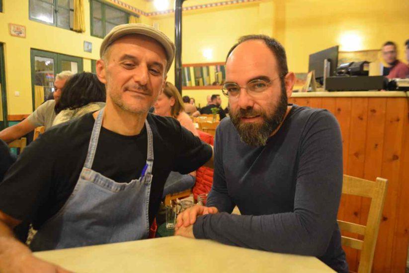 Καφενείο - ουζερί ο Θίασος στην Καλαμάτα - Greek Gastronomy Guide