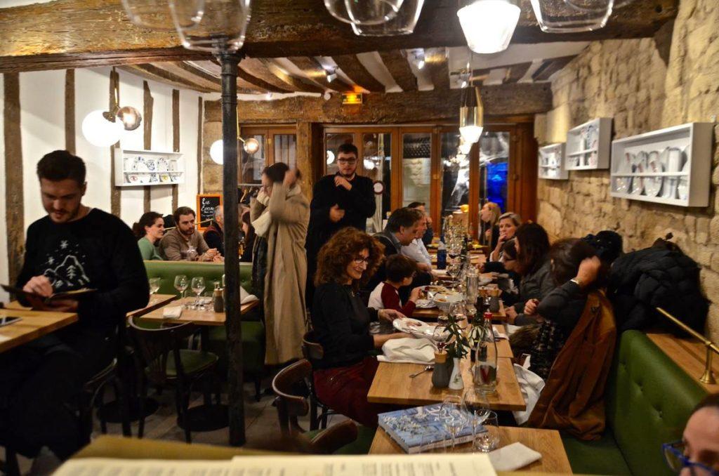 Nτίνα Νικολάου, η πρεσβευτής της ελληνικής γαστρονομίας στο Παρίσι