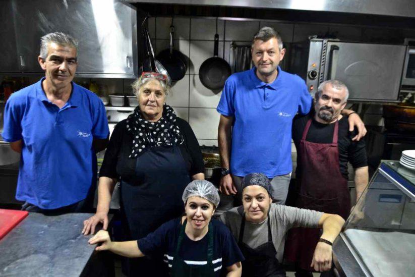 ΕστιατόριοΜπουκαδούραστηΝικήτηΧαλκιδικής - ΓιώταΚουφαδάκη - Greek Gastronomy Guide