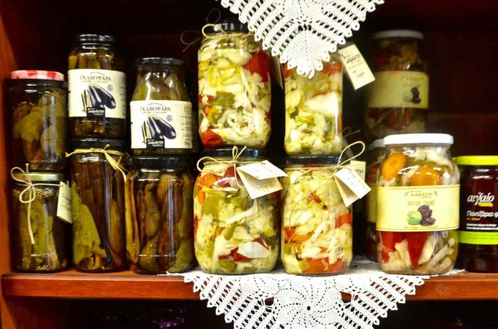 Τουρσιά - Κτήμα Διαμάντη - Νάουσα - Greek Gastronomy Guide