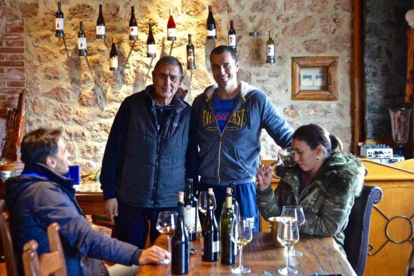 Κτήμα Χρυσοχόου - Νάουσα - Greek Gastronomy Guide