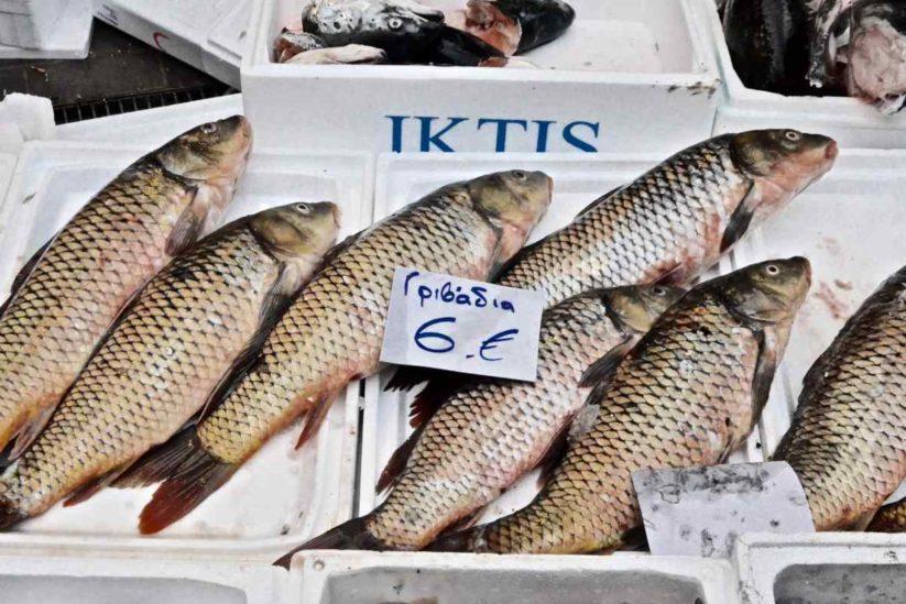 Λαϊκή Αγορά Νάουσας - Greek Gastronomy Guide