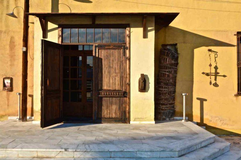 Οινοποιείο Μπουτάρη - Νάουσα - Greek Gastronomy Guide