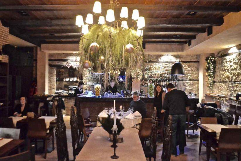 Εστιατόριο ξενοδοχείου Παλαιά Πόλη - Νάουσα - Greek Gastronomy Guide