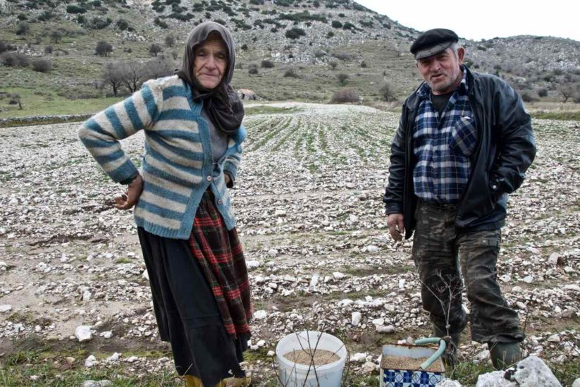 Φακή Εγκλουβής - Λευκάδα - Greek Gastronomy Guide