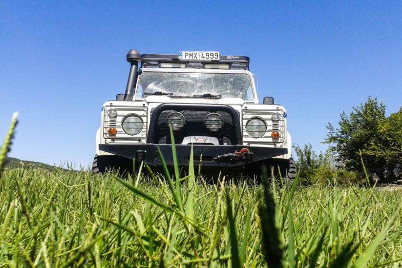 Jeep - Δραστηριότητες στη λίμνη Κερκίνη - Greek Gastronomy Guide
