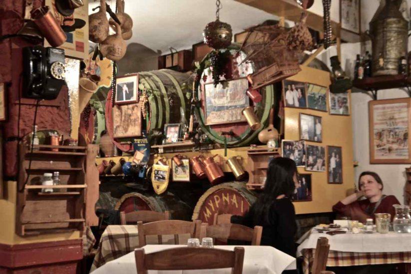 Ταβέρνα Τσομπανάκος - Καισαριανή, Αθήνα - Greek Gastronomy Guide