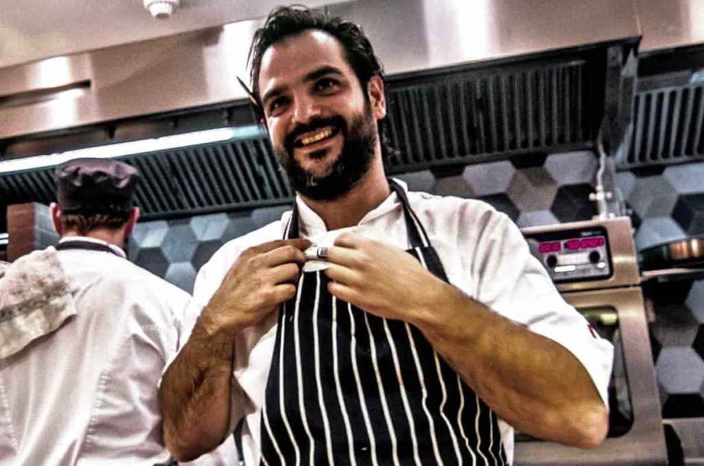 Περικλής Κοσκινάς - ο πολυταξιδεμένος Κερκυραίος σεφ - Greek Gastronomy Guide