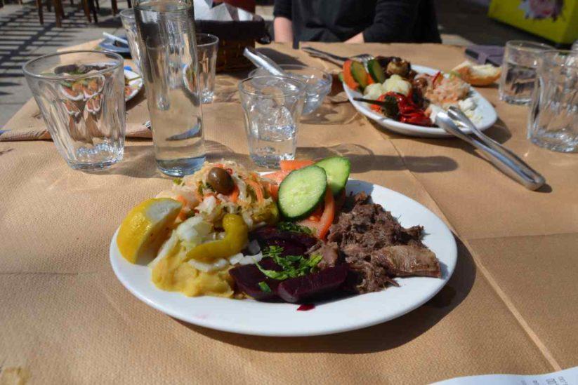 Μεθοριακός Σταθμός Βυρώνειας - Κερκίνη - Greek Gastronomy Guide
