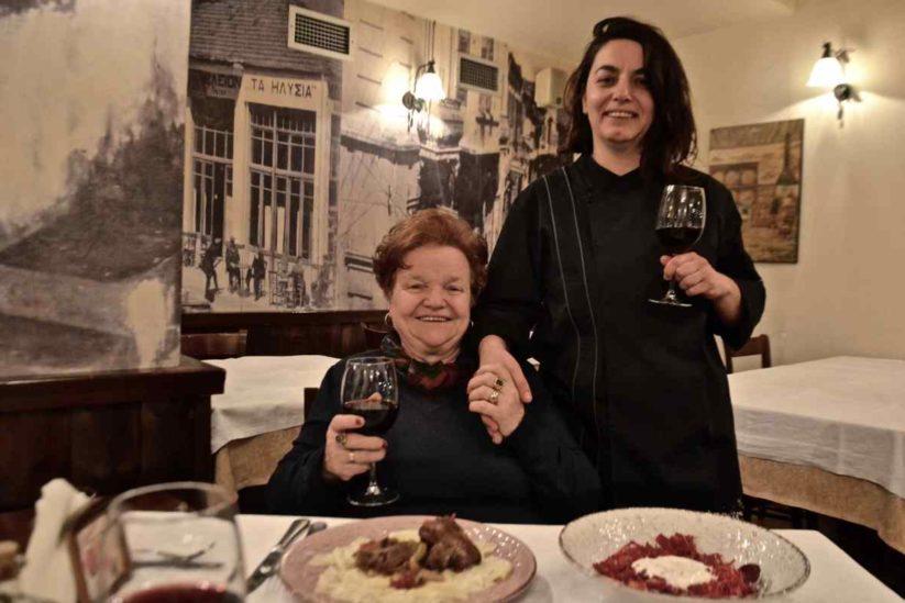 Ταβέρνα Οινομαγειρέματα - Νάουσα - Greek Gastronomy Guide