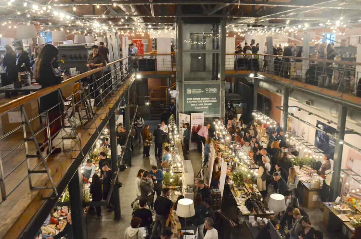 Έκθεση Gourmet Exhibition 2019 - Κιμπάρικα πράγματα και μόνον