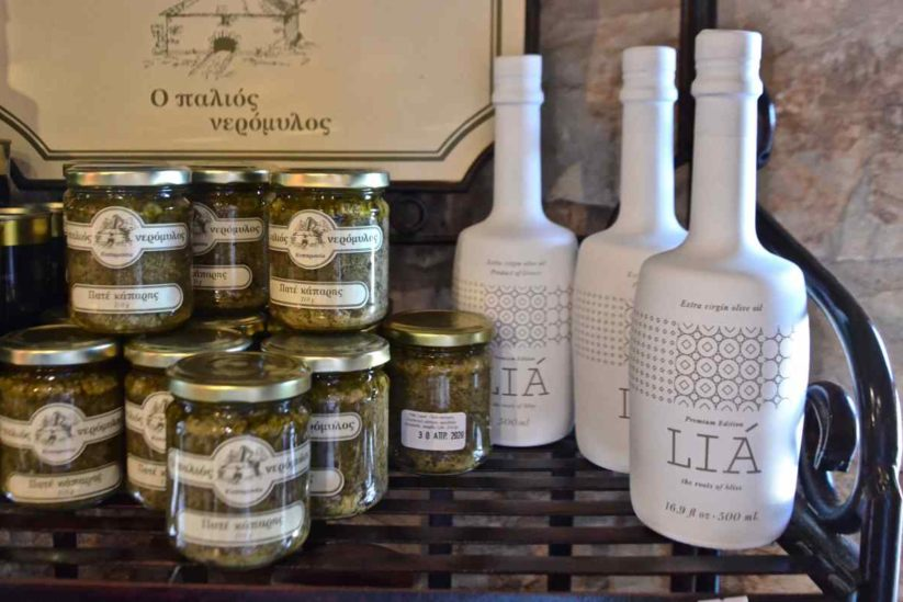 Lia Cultivators - Φιλιατρά, Μεσσηνία - Greek Gastronomy Guide