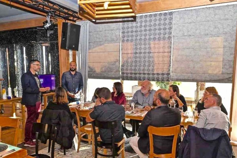Oliverse - Γαστρονομία Ελαιολάδου - Καλαμάτα - Greek Gastronomy Guide