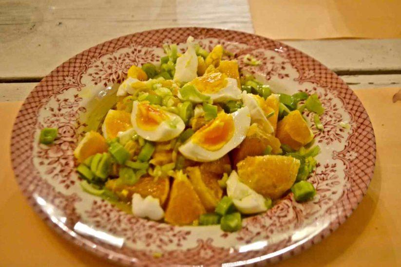 Ηπειρώτικη σαλάτα - Ντιζάκι στα Άνω Πεδινά - Greek Gastronomy Guide