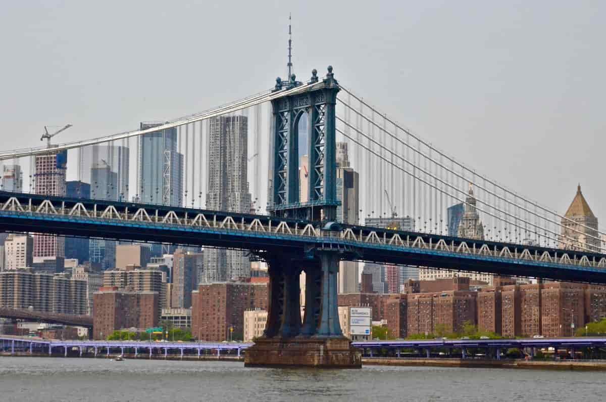 Mια βόλτα στην Νέα Υόρκη