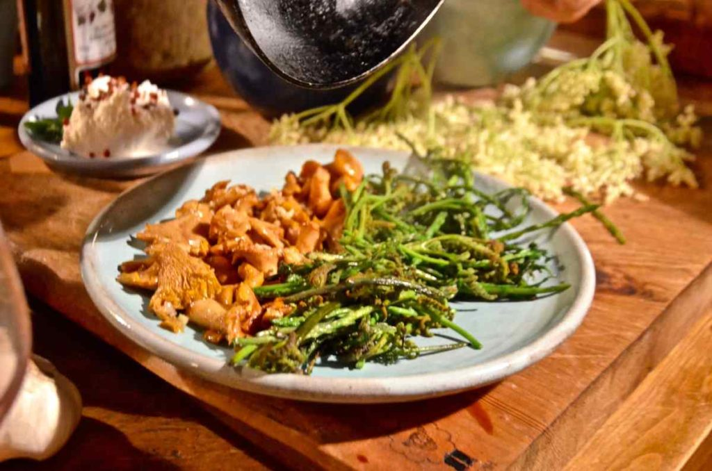 Τριλογία μεζέδων - Ζαγόρι - Greek Gastronomy Guide