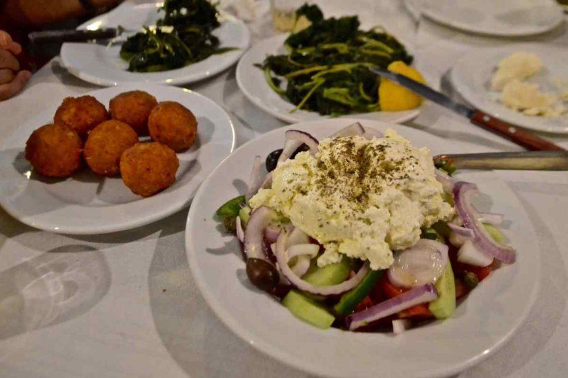 Ταβέρνα Κλαρίνος - Λεύκες, Πάρος - Greek Gastronomy Guide