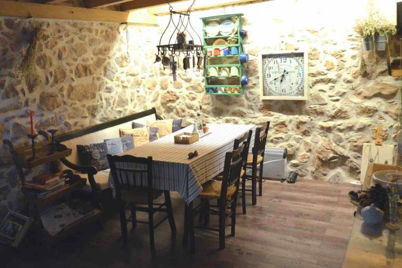 Σπιτάκια στα Αυγώνυμα, Γιώργος Μισετζής, Χίος - Greek Gastronomy Guide