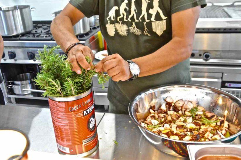 Araklia, το δημιούργημα του Γιάννη Γαβαλά στην Ηρακλειά - Greek Gastronomy Guide