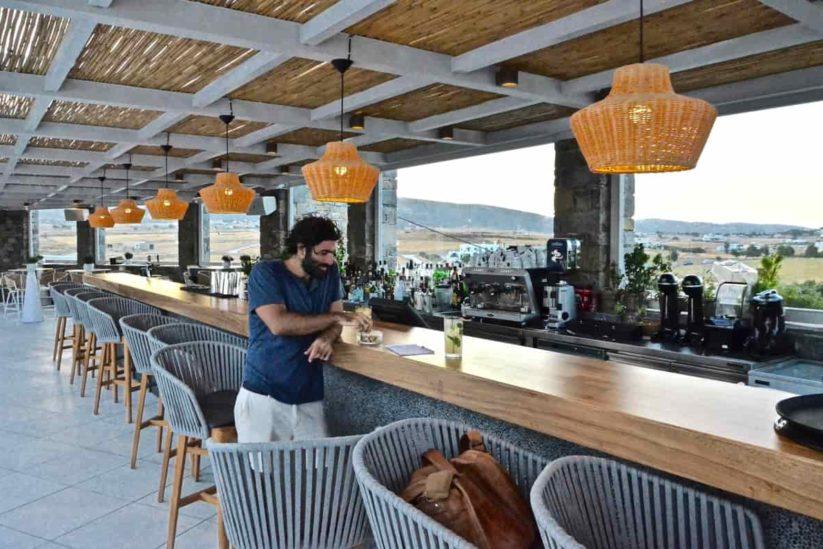 Γαλάζια Χύτρα (Galazia Hytra) - Summer Senses Luxury Resort, Πάρος - Greek Gastronomy Guide