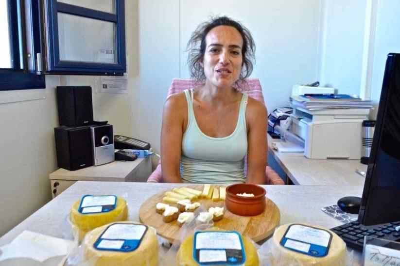 Πάριον τυροκομείο - Κατερίνα Μόσχου, Πάρος - Greek Gastronomy Guide