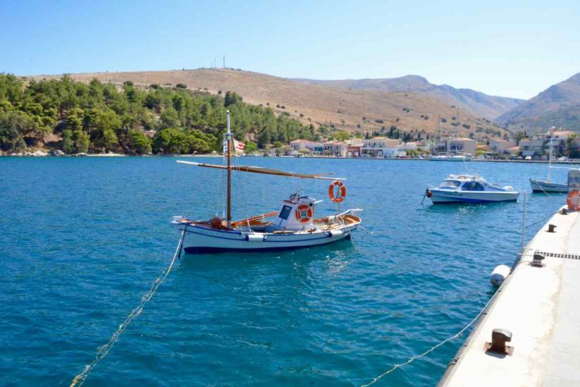 Ψαροταβέρνα Ο Πάσσας στην Λαγκάδα - Χίος - Greek Gastronomy Guide