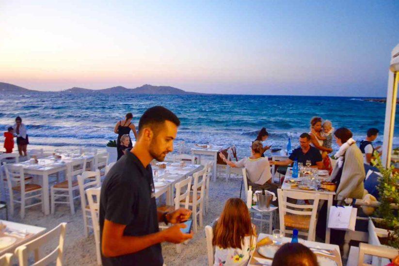 Εστιατόριο-Ταβέρνα Σταθερός - Νάουσα Πάρου - Greek Gastronomy Guide