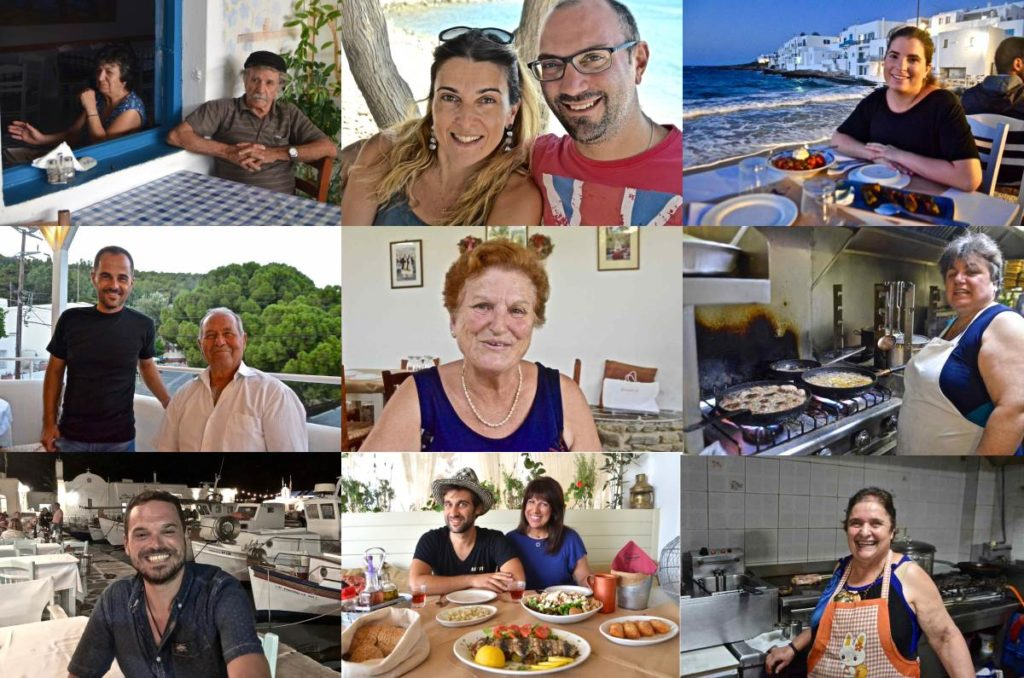 Καλύτερες Ταβέρνες Πάρου - Πάρος - Greek Gastronomy Guide